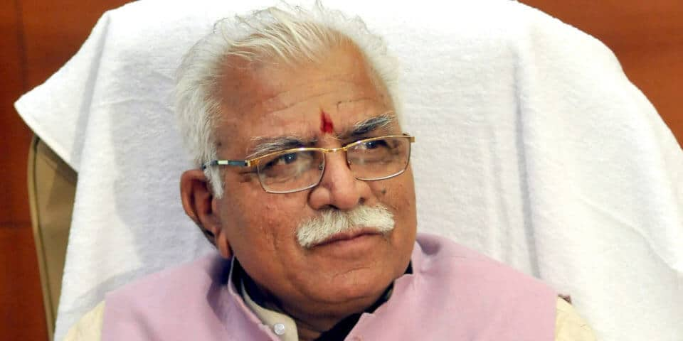 Manohar Lal Khattar government