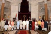 Cabinet reshuffle:Anything to do with BJP's 2019 elections campaign?