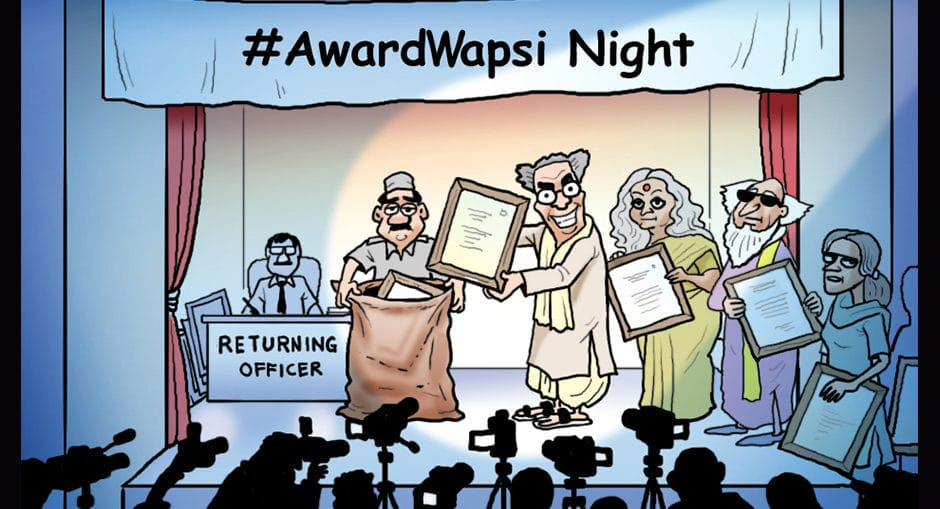 Award Wapsi Gang: Will it be a hurdle for BJP in Gujarat Elections?