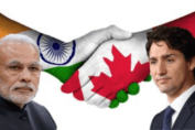 India-Canada's International relations