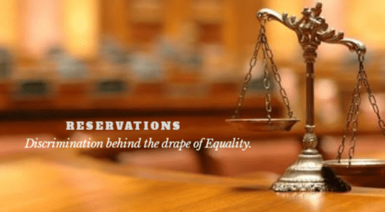 Caste based Reservations