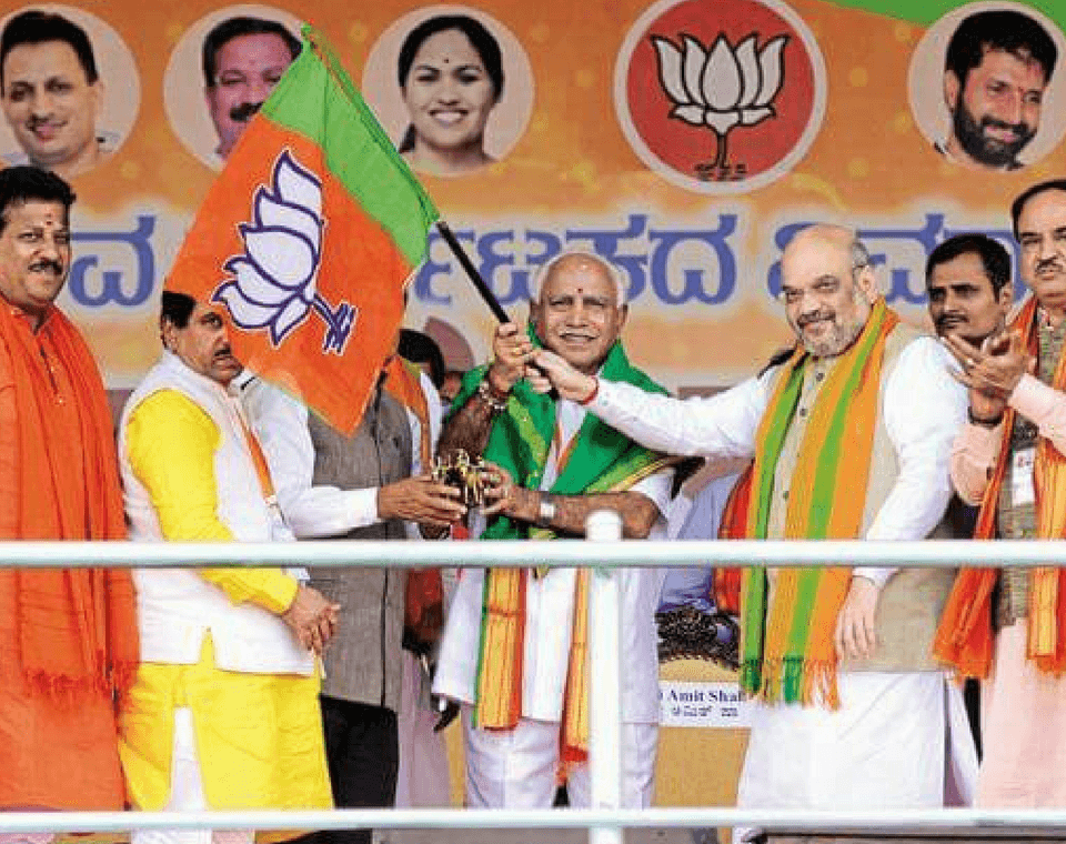4 key Factors which can help BJP in Karnataka Elections