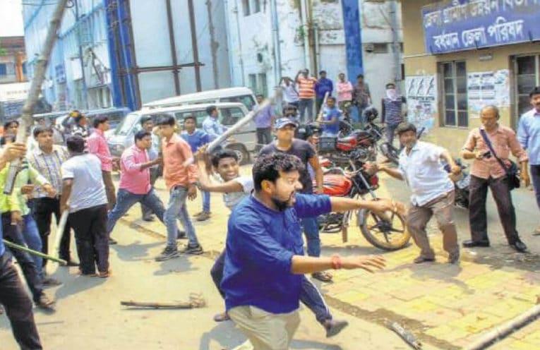 Bengal panchayat election