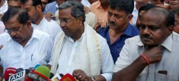 Congress JDS alliance