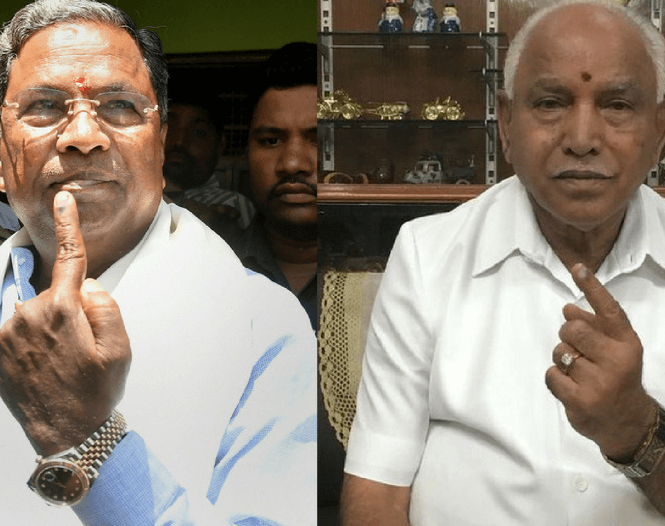Karnataka Election 2018 exit polls predict hung assembly