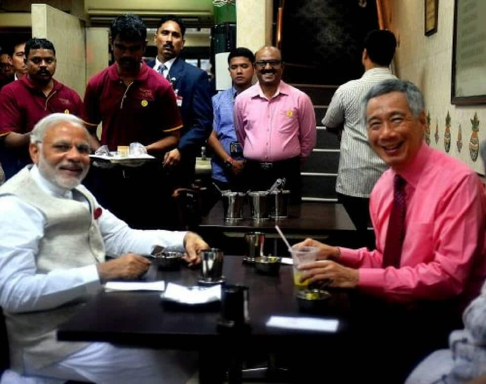 India-Singapore Bilateral relations