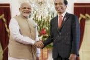 Modi's Indonesia Visit