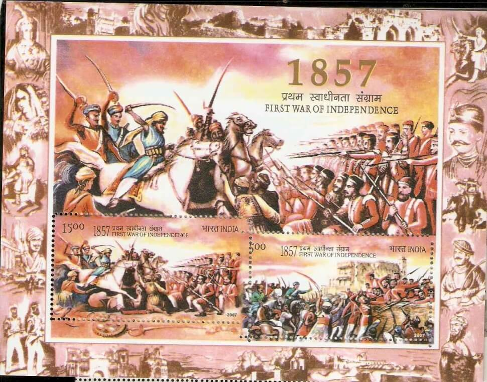 The Story of Indian Independence Struggle