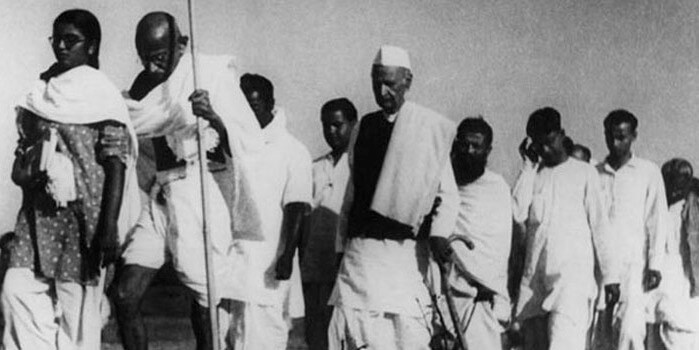 Role of Gandhi in Indian Independence