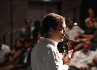 Rahul Gandhi's recent foreign trips