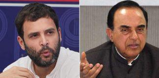 Rahul gandhi drug addict
