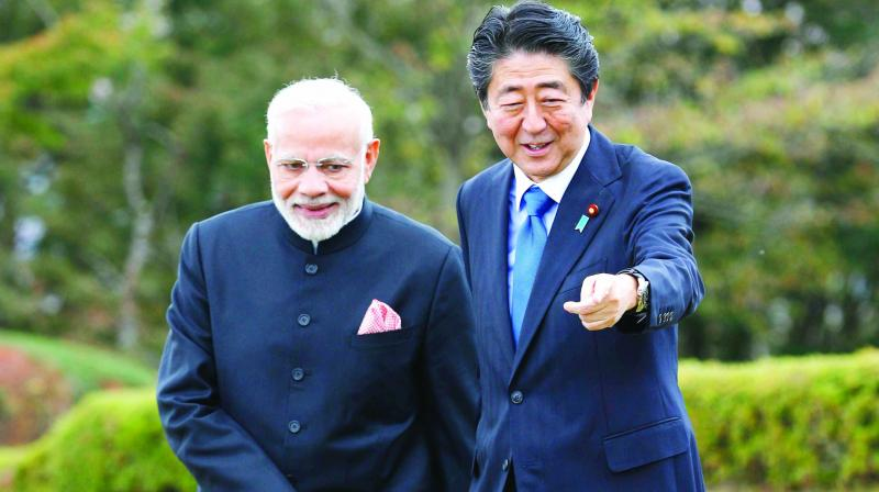 Japan Stands with India: Opposes any Unilateral attempt to Change the Status Quo